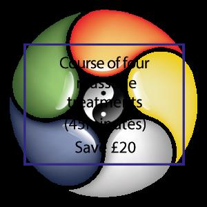 Lewes Massage Course of 4 Massage Treatments