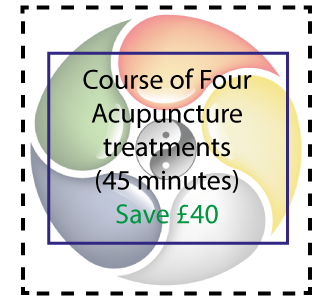 Course of 4 weekly treatments